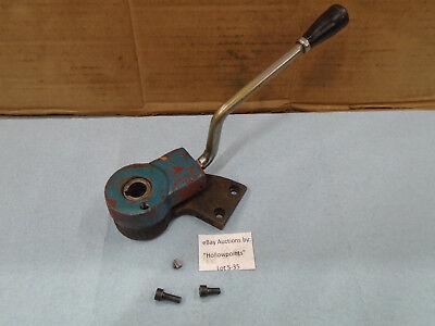 S35 Smithy Bz-239 12 Lathe Switch Rod Control Chizhou Machine Cz3001 Enco