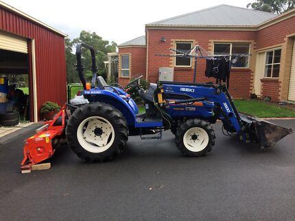 Iseki Tractor & Implements