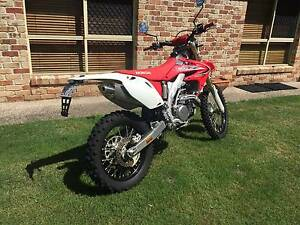 2011 CRF450X Honda Cornubia Logan Area Preview