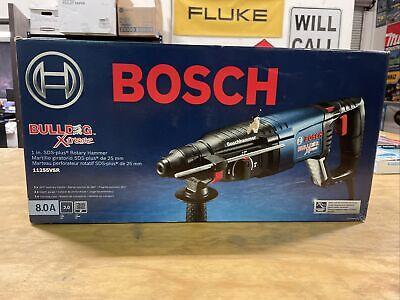 Bosch 1 Sds Bulldog Rotary Hammer 11255vsr