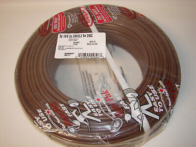 Baron 55306 186 Cl2 Barostat Solid Bare Copper Thermostat Wire - 250ft