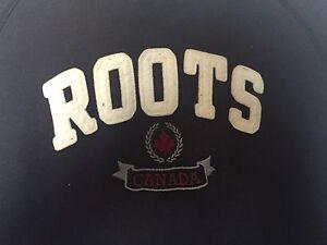 Black Roots Hoodie  London Ontario image 2