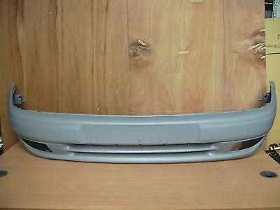 CITROEN SAXO 1996 TO 2003  NEW FRONT BUMPER PRIMED FOR PAINTING & FOG HOLES 6811