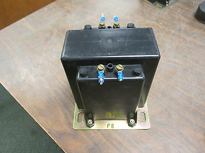 Instrument Transformers Potential Transformer 450-480 Ratio 41 Pri460v Used