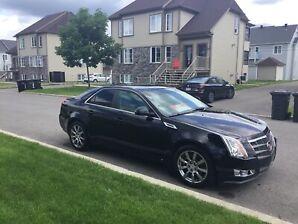 Cadillac 2009 CTS