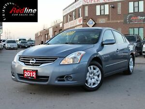 2012 Nissan Altima 2.5 S Accident Free-Financing Available