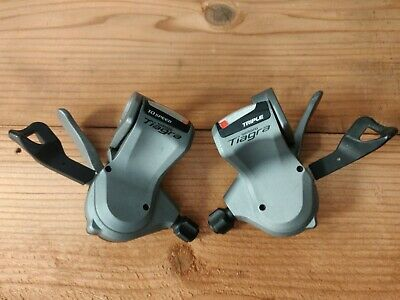 XT LX compatible NEW SHIMANO SL-R440 9 speed Shift Lever RIGHT flat bar