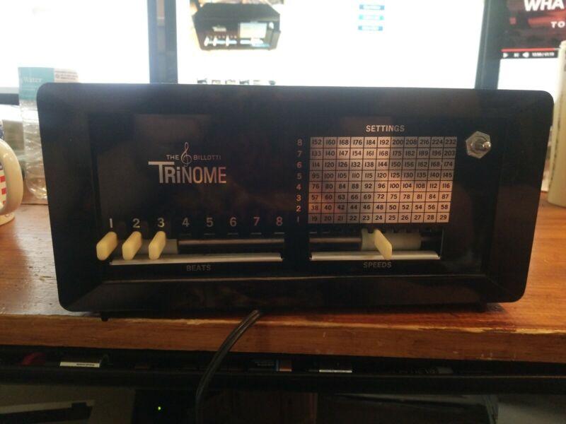 Billotti Trinome Metronome - 1968. Excellent Working Condition