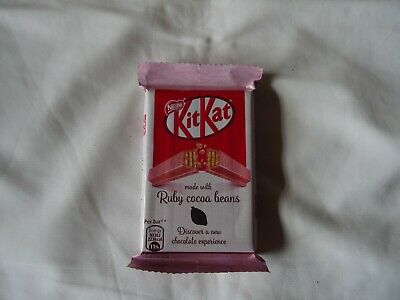 NESTLE EXCLUSIVE RUBY FLAVOURED KITKAT