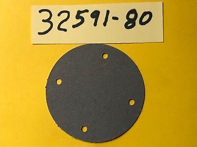 Harley 32591-80 Gasket ignition timer cover, 4-holes Big Twin Sportster 1980-99