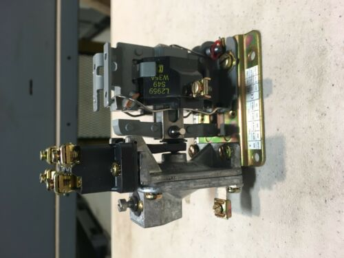 Square D AC Pneumatic Timing Relay Open Type 240V 9050A010EV03 Series A