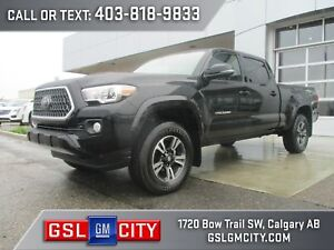 2018 Toyota Tacoma SR5 3.5L V6, 4X4, 6 Speed Automatic