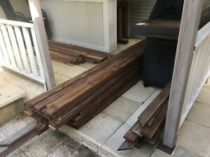 FOR SALE Timber decking (second-hand) approx 44m2