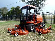 JACOBSEN HR5111 DIESEL 4X4 WING WIDE AREA RIDE ON LAWN MOWER TORO Austral Liverpool Area Preview