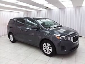 "2015 Kia Sedona """"ONE OWNER"""" LX 8PASS MINIVAN w/ BLUETOOTH, HEA"