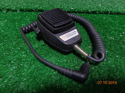 Federal Signal Touchmaster Delta Pa300 Pa400 Siren Palm Mic Mnct-sb