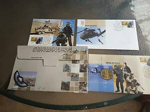 2007 SPECIAL AIR SERVICE 50TH ANNIVERSARY PHILATELIC SET. RARE Kununurra East Kimberley Area Preview