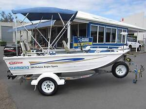 Stacer 399 Proline Angler Sports Tingalpa Brisbane South East Preview
