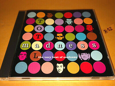 Best of MADNESS hits CD Our House Michael Caine One Step Beyond It Must Be