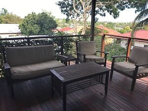 5 piece outdoor setting Geebung Brisbane North East Preview