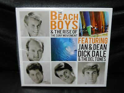 The Beach Boys And The Rise Of The Surf Movement  Cd  2014  25 Tracks