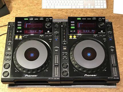 Pioneer CDJ-900 PAIR +REKORDBOX
