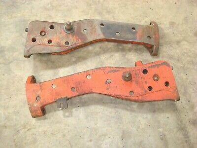 1959 Ford 971 Tractor Frame Rails 900