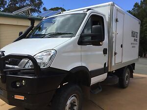 2014 Iveco Daily 4x4 Tuross Head Eurobodalla Area Preview
