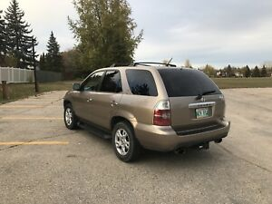2004 Acura MDX wTech Package