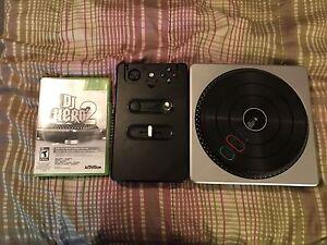 DJ hero 2 for Xbox 360