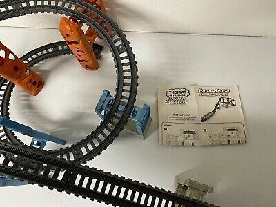 Thomas & Friends Trackmaster Sodor Spiral Expansion Pack Used Excellent Cond.