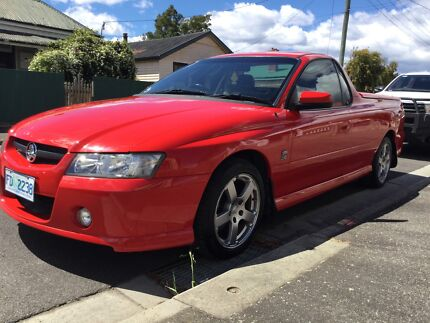 Holden commodore s-pack ute 2005
