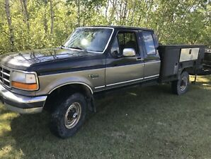 1997 Ford F-250 Powerstroke 4x4 sale/trade