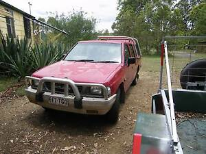 1993 Holden Rodeo Ute Benarkin North Darling Downs Preview