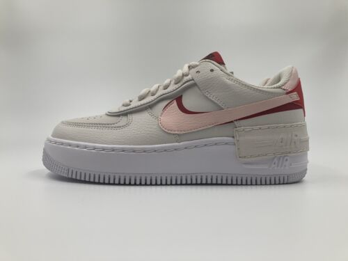 Nike Sample Air Force 1 Shadow Phantom Women Size 7 CI0919-003 Tags Attached