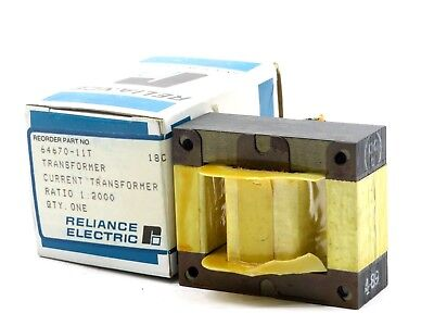 New Reliance Electric 64670-11t Transformer Ratio 1 2000 6467011t