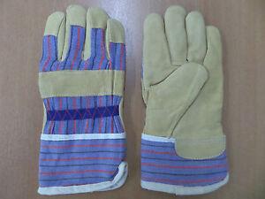 10 Paar Handschuhe Arbeitshandschuhe Winterhandschuhe gefüttert Größe 8
