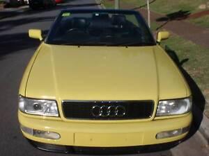 1998 Audi Cabriolet Convertible Main Beach Gold Coast City Preview