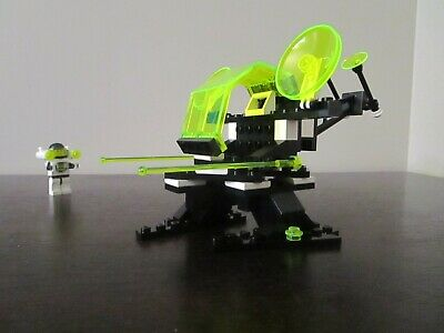 Vintage (1991) LEGO Space Blacktron II set 6878 Sub Orbital Guardian - VERY RARE