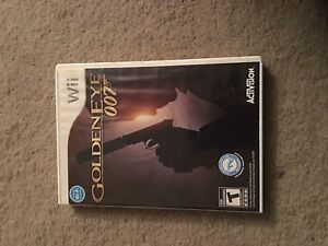 Wii Golden Eye 007