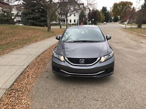 2013 Honda Civic BEST VALUE ON KIJIJI - BEAUTIFUL CAR