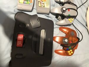 N64 With Super Mario 64 | Kijiji in Ontario  - Buy, Sell & Save with