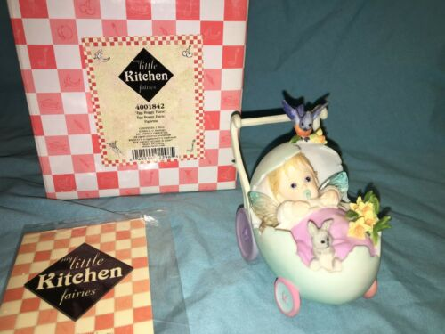 "My Little Kitchen Fairies ""EGG BUGGY FAIRIE"" 2004"