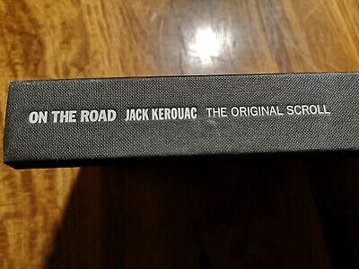 Kerouac On the Road, The Original Scroll. englische Original-Ausgabe, gebraucht gebraucht kaufen  Wiesbaden
