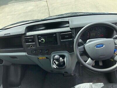 2009 Ford Transit 115 T280M FWD MWB high miles but great van!