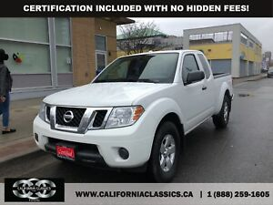 2013 Nissan Frontier SV - 2WD