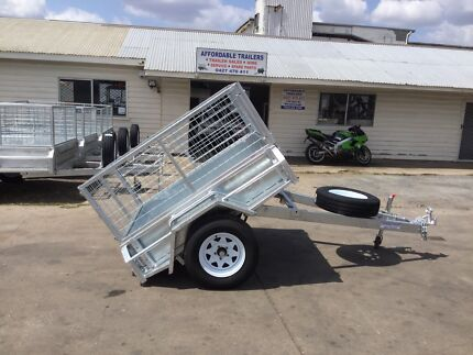 BRAND NEW BOX TRAILERS AT WAREHOUSE PRICES QUALITY BOX TRAILERS