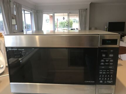 Microwave Convection Oven Sharp Carousel R990ks