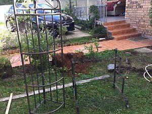 2 plants racks $10 each Granville Parramatta Area Preview