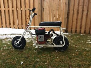 6.5hp Baja Minibike (engine upgrades)